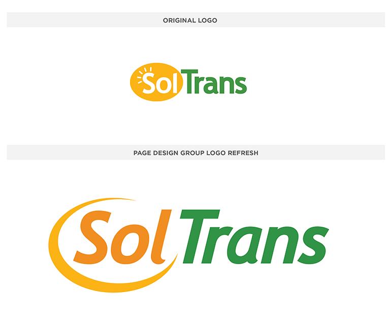 SolTrans logo