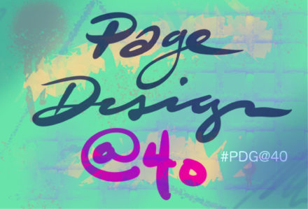 Page Design Celebrates 40 Years