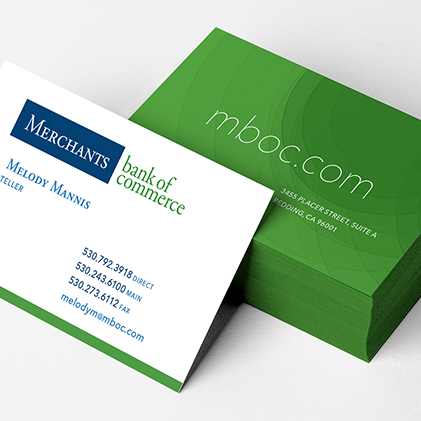 MBOC business cards