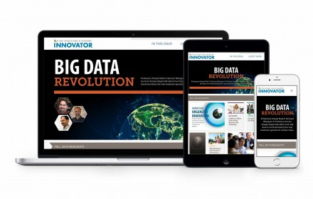 The First Online Innovator Magazine Quickly Strikes Silver!