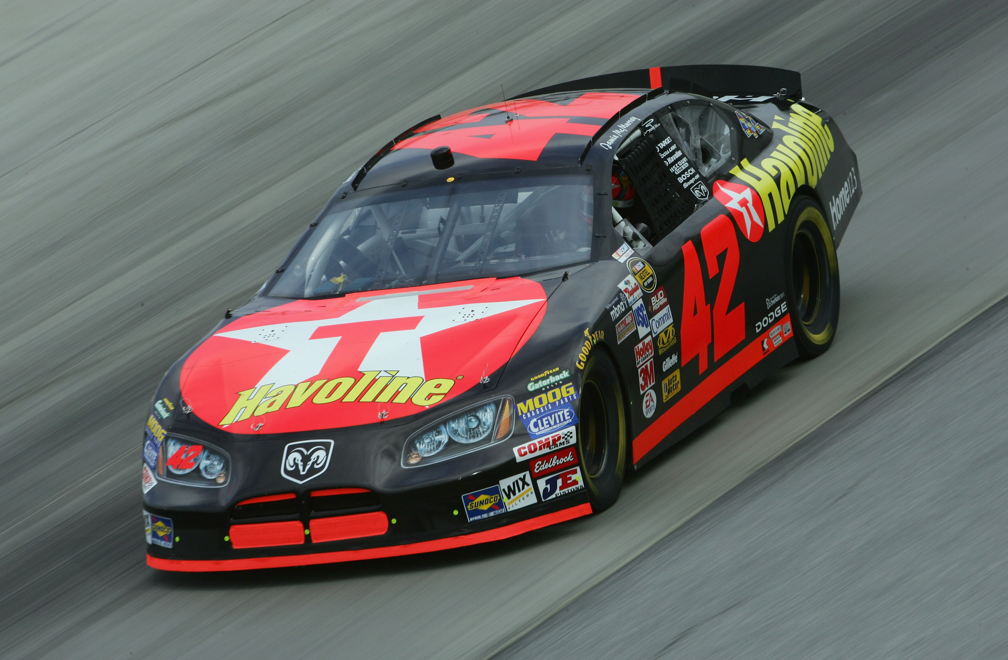 havoline_racing_car